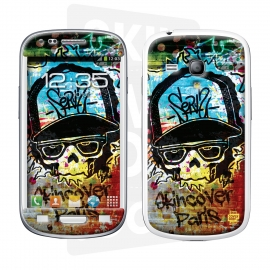 Skincover® Galaxy S3 Mini - Street Color