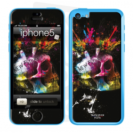 Skincover® iPhone 5C - New Future By P.Murciano