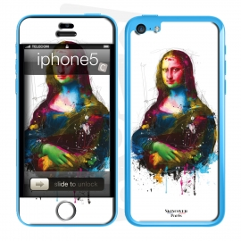 Skincover® iPhone 5C - Da Vinci Pop By P.Murciano