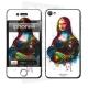 Skincover® iPhone 4/4S - Da Vinci Pop By P.Murciano