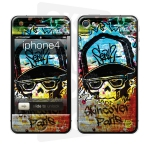 Skincover® iPhone 4/4S - Street Color