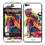 Skincover® iPhone 5 / 5S / 5SE - Buddha Feng Shui By P.Murciano