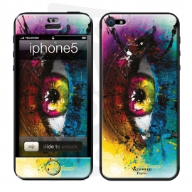 Skincover® iPhone 5 / 5S / 5SE - Requiem By P.Murciano