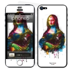 Skincover® iPhone 5 / 5S / 5SE - Da Vinci Pop By P.Murciano