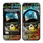 Skincover® iPhone 5 / 5S / 5SE - Street Color
