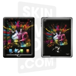 Skincover® Nouvel Ipad / iPad 2 - New Future By P.Murciano