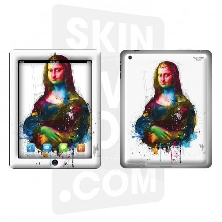 Skincover® Nouvel Ipad / Ipad 2 - Da Vinci Pop By P.Murciano