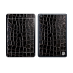 Skincover® Ipad Mini - Croco Cuir Black