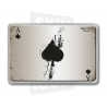 "Skincover® MacBook 13"" - Ace Of Spade"