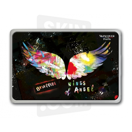 "Skincover® MacBook 13"" - Angel Graffity"