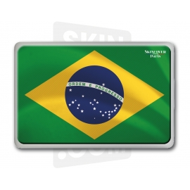 "Skincover® MacBook 13"" - Brazil"