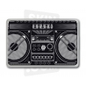 "Skincover® MacBook 13"" - Ghetto Blaster"