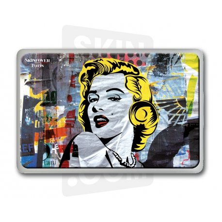 """Skincover® MacBook 13"""" - Marilyn By Paslier"""