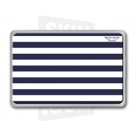 "Skincover® MacBook 13"" - Mariniere"