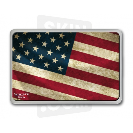 "Skincover® MacBook 13"" - Old Glory"