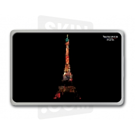 "Skincover® MacBook 13"" - Paris & Art By Paslier"