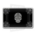 """Skincover® MacBook 13"""" - Skull & Flower"""