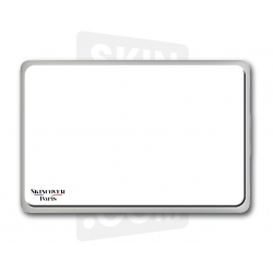 "Skincover® MacBook 13"" - White"