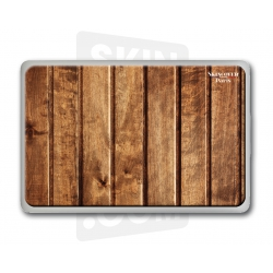 "Skincover® MacBook 13"" - Wood"