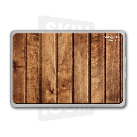 """Skincover® MacBook 13"""" - Wood"""