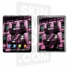 Skincover® Nouvel iPad / iPad 2 - Ap'Art Pink By Paslier