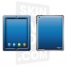 Skincover® Nouvel iPad / iPad 2 - Blue