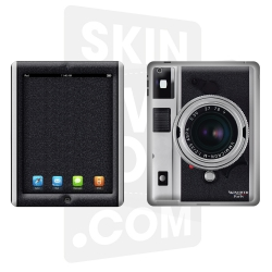 Skincover® Nouvel iPad / iPad 2 - Camera