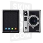 Skincover® Nouvel iPad / iPad 2 - Camera