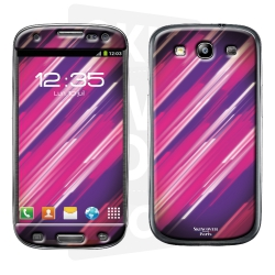Skincover® Galaxy S3 - Girly Strip
