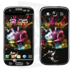 Skincover® Galaxy S3 - New Future By P.Murciano