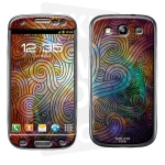 Skincover® Galaxy S3 - Wave Colors