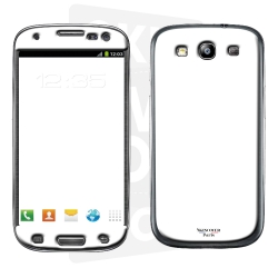 Skincover® Galaxy S3 - White
