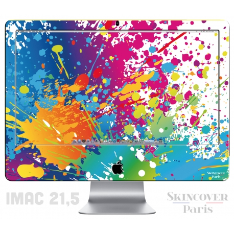 Skincover® iMac 21.5' - Abstr'Art