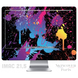 Skincover® iMac 21.5' - Abstr'Art 2