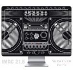 Skincover® iMac 21.5' - Ghetto Blaster