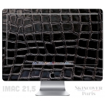 Skincover® iMac 21.5' - Crococuir