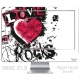 Skincover® iMac 21.5' - Love & Rock