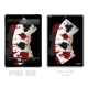 Skincover® iPad Air - 4 Aces