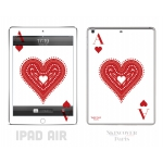 Skincover® iPad Air - Ace Of Heart