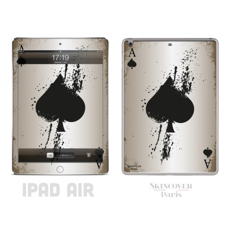 Skincover® iPad Air - Ace Of Spade