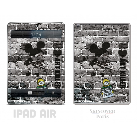 Skincover® iPad Air - Art Killer