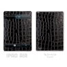 Skincover® iPad Air - Crococuir Black
