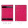 Skincover® iPad Air - Cuir Pink