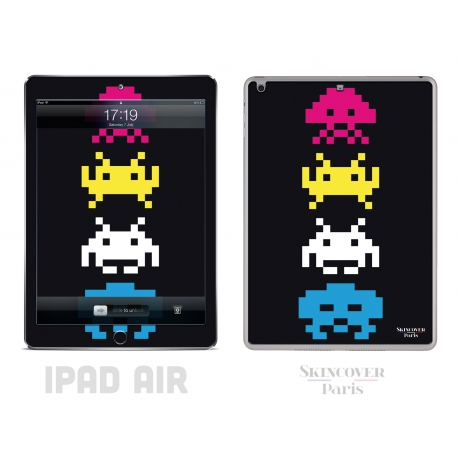 Skincover® iPad Air - Invaders