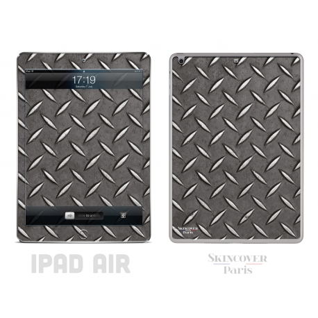 Skincover® iPad Air - Metal 1