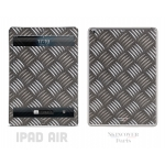 Skincover® iPad Air - Metal 2