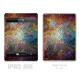 Skincover® iPad Air - Waves Colors by Maco Design