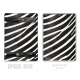 Skincover® iPad Air - Zebre