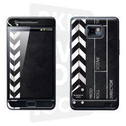 Skincover® Galaxy S2 - Action