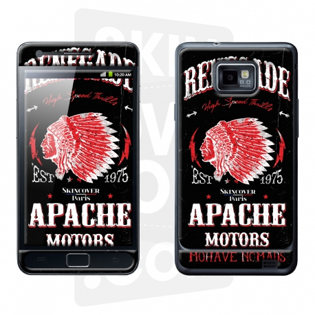 Skincover® Galaxy S2 - Apache Motor